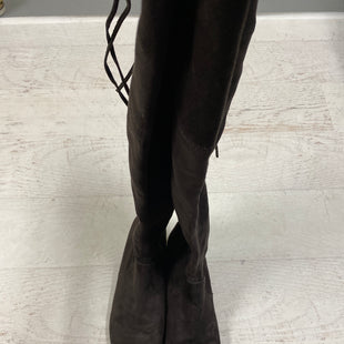 Primary Photo - BRAND:    CLOTHES MENTOR STYLE: BOOTS KNEE COLOR: BROWN SIZE: 10 SKU: 193-193130-1573