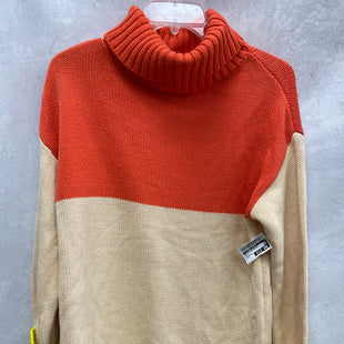 Primary Photo - BRAND:    CLOTHES MENTOR STYLE: SWEATER HEAVYWEIGHT COLOR: MULTI SIZE: L OTHER INFO: MELLODAY - SKU: 193-19357-55693