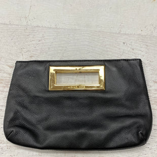 Primary Photo - BRAND: MICHAEL KORS STYLE: CLUTCH COLOR: BLACK SKU: 193-193138-7357