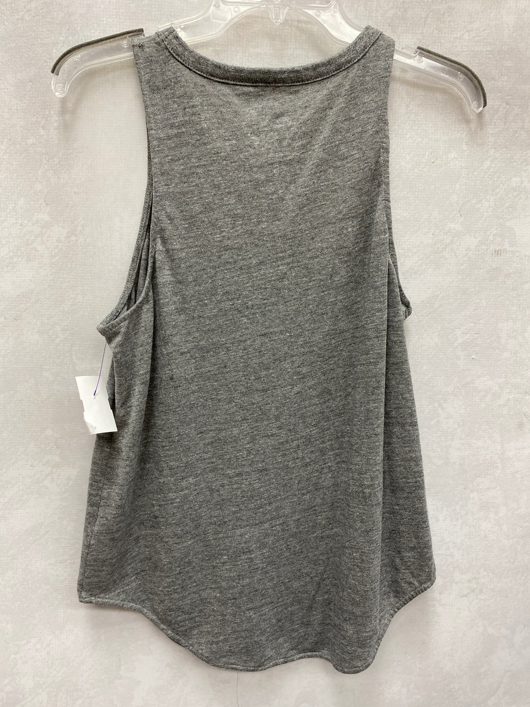 Photo #1 - BRAND: CHASER <BR>STYLE: TOP SLEEVELESS <BR>COLOR: GREY <BR>SIZE: S <BR>SKU: 193-193138-11749