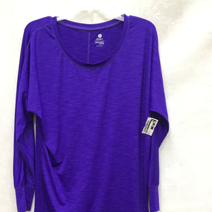 Primary Photo - BRAND: OLD NAVY STYLE: ATHLETIC TOP COLOR: BLUE SIZE: M SKU: 193-193113-8852