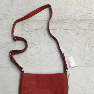 Primary Photo - BRAND: FOSSIL STYLE: HANDBAG COLOR: CORAL SIZE: SMALL SKU: 193-193135-10070