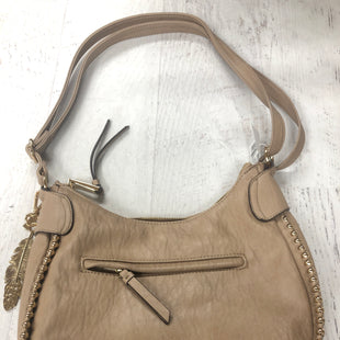 Primary Photo - BRAND: JESSICA SIMPSON STYLE: HANDBAG COLOR: TAUPE SIZE: SMALL SKU: 193-193140-2079