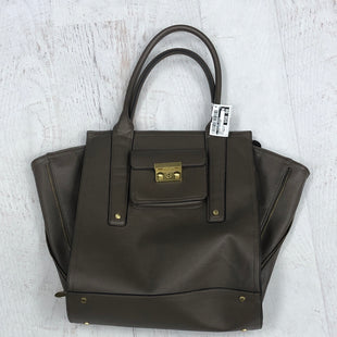 Primary Photo - BRAND:    CLOTHES MENTOR STYLE: HANDBAG DESIGNER COLOR: GREY SIZE: MEDIUM OTHER INFO: PHILLIP LIM - SKU: 193-193138-7686