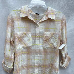 Primary Photo - BRAND: SANCTUARY STYLE: TOP LONG SLEEVE COLOR: PLAID SIZE: M SKU: 193-19357-55686