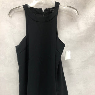 Primary Photo - BRAND: ANN TAYLOR STYLE: TOP SLEEVELESS BASIC COLOR: BLACK SIZE: S OTHER INFO: NEW! SKU: 193-193113-8163
