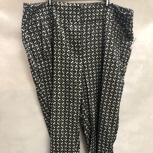 Primary Photo - BRAND: LANE BRYANT STYLE: PANTS COLOR: BLACK WHITE SIZE: 26 SKU: 193-193113-6034