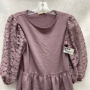 Primary Photo - BRAND: ALTARD STATE STYLE: TOP LONG SLEEVE COLOR: LAVENDER SIZE: XS OTHER INFO: NEW! SKU: 193-19357-55662