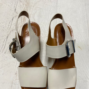 Primary Photo - BRAND: FRANCO SARTO STYLE: SANDALS LOW COLOR: TAN SIZE: 9.5 SKU: 193-193138-4309