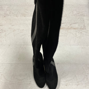 Primary Photo - BRAND: MICHAEL KORS STYLE: BOOTS KNEE COLOR: BLACK SIZE: 5 SKU: 193-193125-417