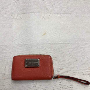 Primary Photo - BRAND: MARC BY MARC JACOBS STYLE: WALLET COLOR: CORAL SIZE: SMALL SKU: 193-193135-9598