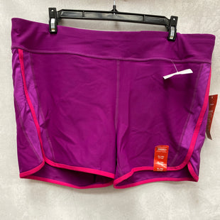 Primary Photo - BRAND: XERSION STYLE: ATHLETIC SHORTS COLOR: PURPLE SIZE: XL SKU: 193-193106-18673