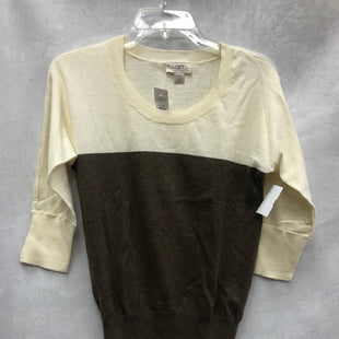 Primary Photo - BRAND: LOFT STYLE: TOP LONG SLEEVE COLOR: TAN SIZE: XS SKU: 193-193138-8187