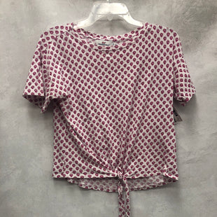 Primary Photo - BRAND: VINEYARD VINES STYLE: TOP SHORT SLEEVE COLOR: PINK SIZE: XXS SKU: 193-193113-10933