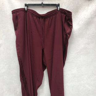 Primary Photo - BRAND: LANE BRYANT STYLE: PANTS COLOR: MAROON SIZE: 22 SKU: 193-193153-745