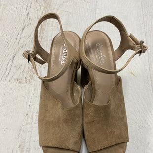 Primary Photo - BRAND: CHARLES BY CHARLES DAVID STYLE: SANDALS LOW COLOR: TAN SIZE: 8.5 SKU: 193-193138-6551