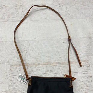 Primary Photo - BRAND: DOONEY AND BOURKE STYLE: HANDBAG DESIGNER COLOR: BLACK SIZE: SMALL SKU: 193-193106-16364