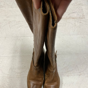 Primary Photo - BRAND: GIANI BERNINI STYLE: BOOTS KNEE COLOR: TAN SIZE: 10 SKU: 193-193113-8242