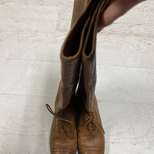 Primary Photo - BRAND: SAM EDELMAN STYLE: BOOTS KNEE COLOR: TAN SIZE: 8 SKU: 193-19357-53684