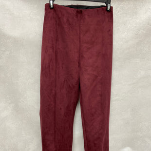 Primary Photo - BRAND: SIMPLY VERA STYLE: PANTS COLOR: MAROON SIZE: XL SKU: 193-193125-2758