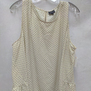 Primary Photo - BRAND: BOUTIQUE + STYLE: TOP LONG SLEEVE COLOR: POLKADOT SIZE: 3X SKU: 193-19357-49054