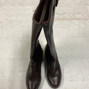 Primary Photo - BRAND: RAMPAGE STYLE: BOOTS KNEE COLOR: BROWN SIZE: 8 SKU: 193-193154-66