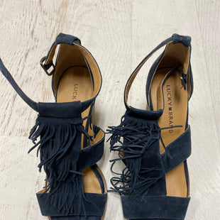Primary Photo - BRAND: LUCKY BRAND STYLE: SANDALS LOW COLOR: BLUE SIZE: 9.5 SKU: 193-193138-4325