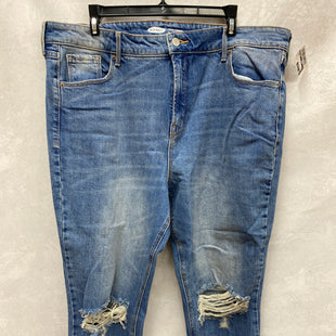 Primary Photo - BRAND: OLD NAVY STYLE: JEANS COLOR: DENIM SIZE: 18 SKU: 193-193138-8113