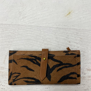 Primary Photo - BRAND: MADEWELL STYLE: WALLET COLOR: TAN SIZE: MEDIUM SKU: 193-19357-47101