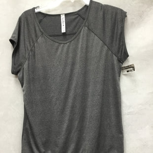 Primary Photo - BRAND: KYODAN STYLE: ATHLETIC TOP SHORT SLEEVE COLOR: GREY SIZE: M SKU: 193-193113-8769