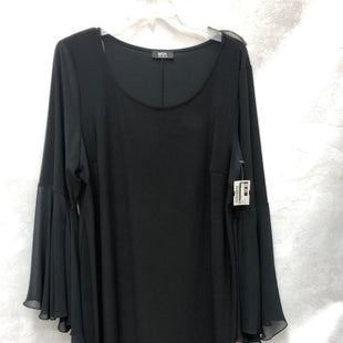Primary Photo - BRAND: MSK STYLE: TOP LONG SLEEVE BASIC COLOR: BLACK SIZE: 2X SKU: 193-193113-7622