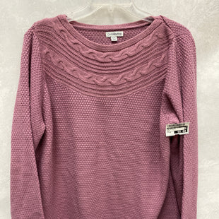 Primary Photo - BRAND: CROFT AND BARROW STYLE: TOP LONG SLEEVE BASIC COLOR: PINK SIZE: 2X SKU: 193-193113-7903