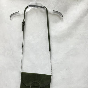 Primary Photo - BRAND:    CLOTHES MENTOR STYLE: HANDBAG COLOR: GREEN SIZE: SMALL SKU: 193-193106-18774