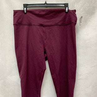 Primary Photo - BRAND: FABLETICS STYLE: ATHLETIC CAPRIS COLOR: PURPLE SIZE: 2X SKU: 193-193113-7647