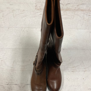 Primary Photo - BRAND: ALEX MARIE STYLE: BOOTS KNEE COLOR: BROWN SIZE: 8.5 SKU: 193-193125-3491