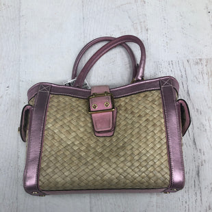 Primary Photo - BRAND: COACH STYLE: HANDBAG DESIGNER COLOR: BROWN SIZE: SMALL SKU: 193-193138-7019