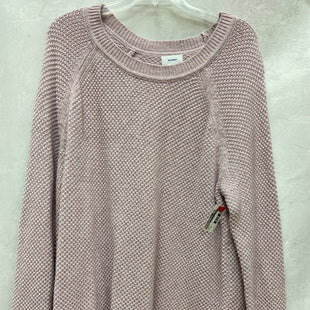 Primary Photo - BRAND: OLD NAVY STYLE: SWEATER LIGHTWEIGHT COLOR: PURPLE SIZE: 2X SKU: 193-193138-7788