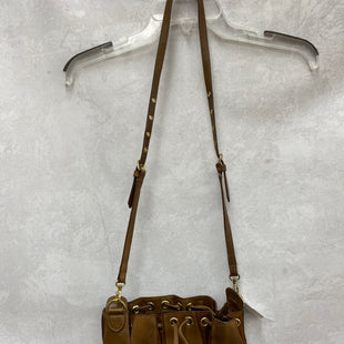 Primary Photo - BRAND: HOLDING HORSES STYLE: HANDBAG COLOR: TAN SIZE: SMALL SKU: 193-193106-18728