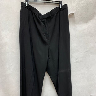 Primary Photo - BRAND: SAG HARBOR STYLE: PANTS COLOR: BLACK SIZE: 20 SKU: 193-193106-18548