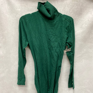 Primary Photo - BRAND: NEW YORK AND CO STYLE: DRESS SHORT LONG SLEEVE COLOR: GREEN SIZE: L SKU: 193-19357-55305