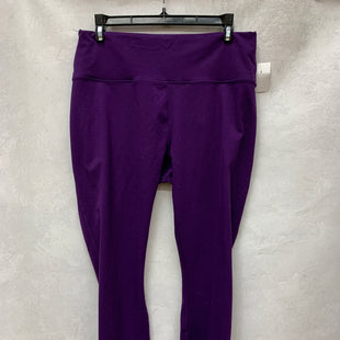Primary Photo - BRAND: FABLETICS STYLE: ATHLETIC PANTS COLOR: PURPLE SIZE: 2X SKU: 193-193113-7654