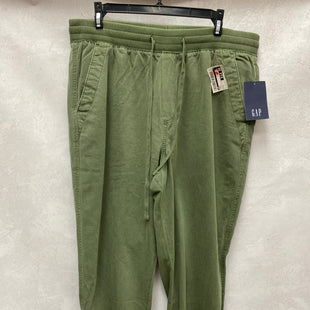 Primary Photo - BRAND: GAP STYLE: PANTS COLOR: GREEN SIZE: L SKU: 193-193138-5654