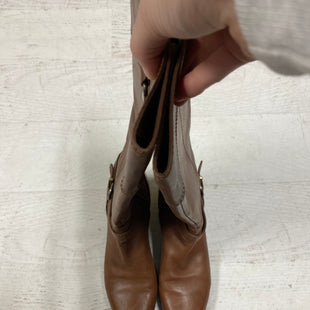 Primary Photo - BRAND: BANDOLINO STYLE: BOOTS KNEE COLOR: TAN SIZE: 8.5 SKU: 193-193106-16344