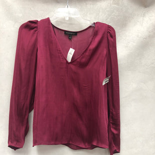 Primary Photo - BRAND: BANANA REPUBLIC STYLE: TOP LONG SLEEVE BASIC COLOR: PURPLE SIZE: S OTHER INFO: NEW! SKU: 193-193113-8087