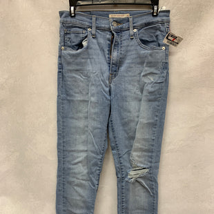 Primary Photo - BRAND:    CLOTHES MENTOR STYLE: JEANS COLOR: DENIM SIZE: 28 OTHER INFO: LEVI STRAUSS & CO - SKU: 193-193153-80
