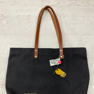 Primary Photo - BRAND:    CLOTHES MENTOR STYLE: HANDBAG COLOR: BLACK SIZE: LARGE OTHER INFO: R RIVETER - SKU: 193-193106-16047