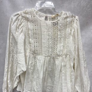 Primary Photo - BRAND: ALTARD STATE STYLE: TOP LONG SLEEVE COLOR: WHITE SIZE: XS OTHER INFO: NEW! SKU: 193-19357-55651
