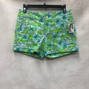 Primary Photo - BRAND: LILLY PULITZER STYLE: SHORTS COLOR: GREEN SIZE: XS SKU: 194-194231-1092