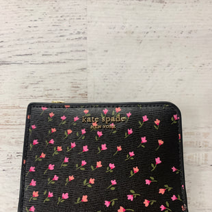 Primary Photo - BRAND: KATE SPADE STYLE: WALLET COLOR: PINKBLACK SIZE: SMALL SKU: 193-193106-17913