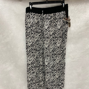 Primary Photo - BRAND: FADED GLORY STYLE: PANTS COLOR: BLACK WHITE SIZE: 1X SKU: 193-193125-2763
